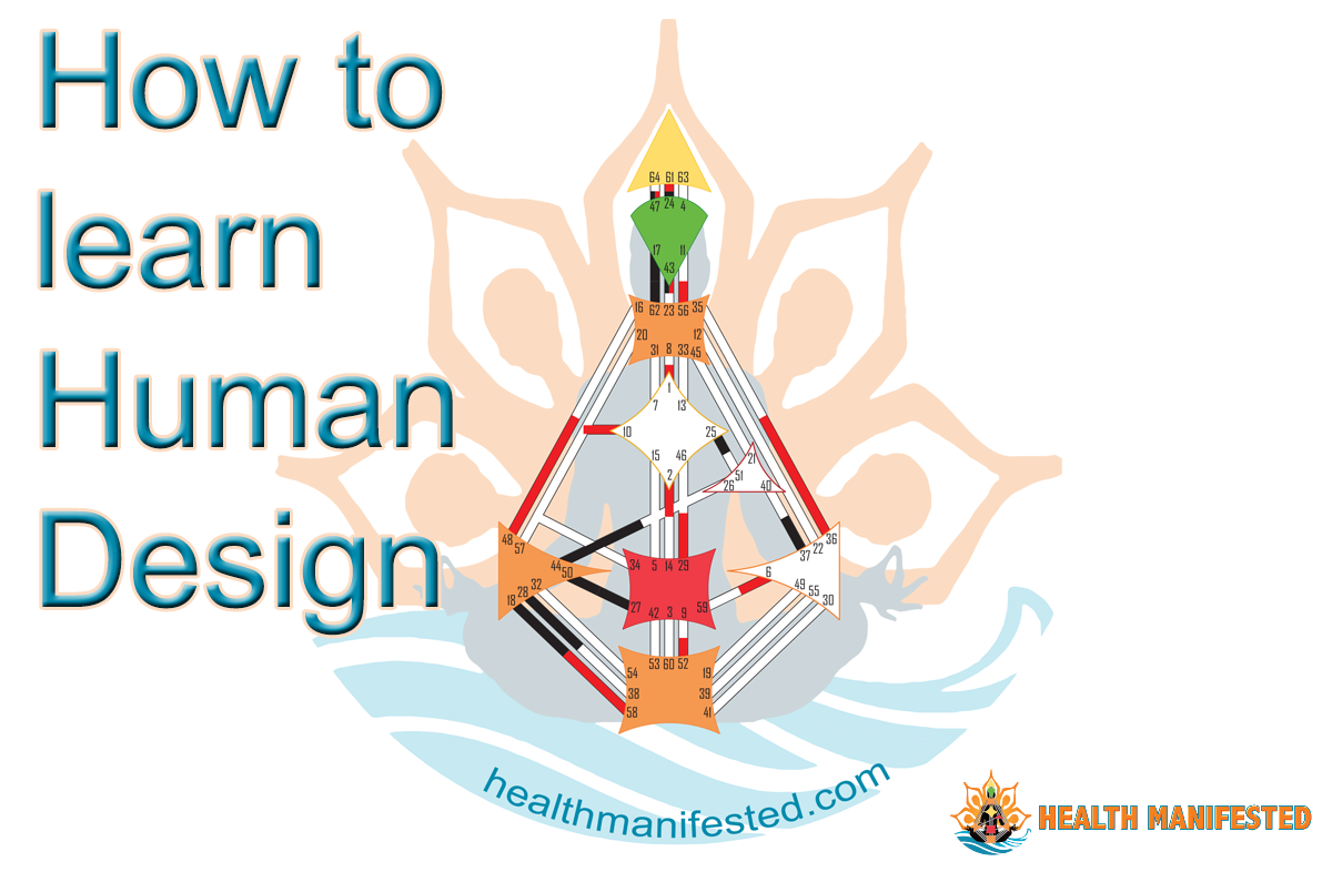 How to learn Human Design